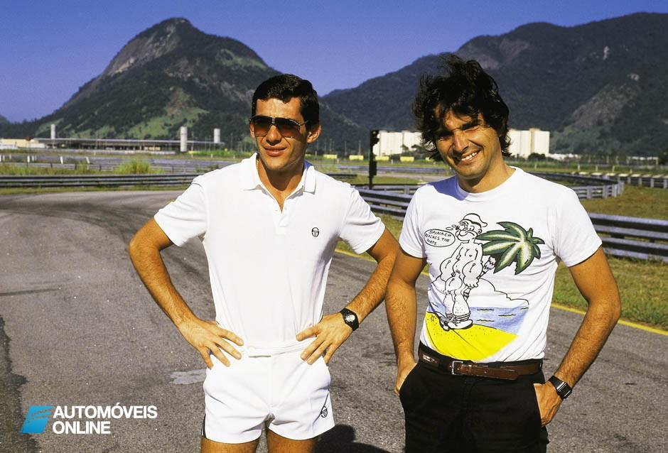 Declarações de Nelson Piquet geram polémica.