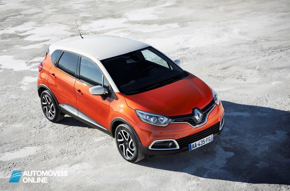 Muito bonito! Renault Captur é o Crossover da Renault