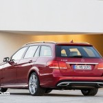New Mercedes-Benz Classe E Rear View