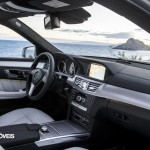 New Mercedes-Benz Classe E interior AMG View