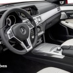 New Mercedes-Benz Classe E interior View