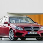 New Mercedes_benz classe E Break