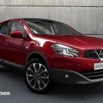 O reforço! Nissan Qashqai 360 para Fevereiro