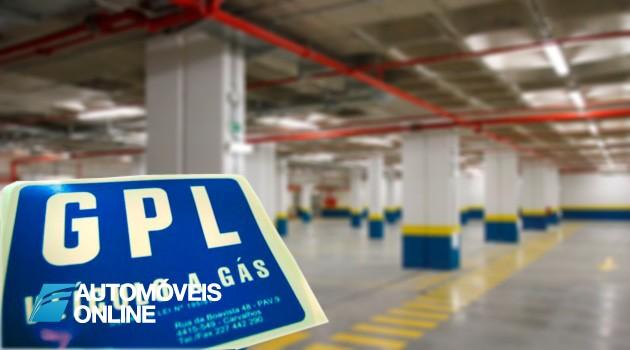 GPL! Carros a GPL já vão poder estacionar em parques de estacionamento