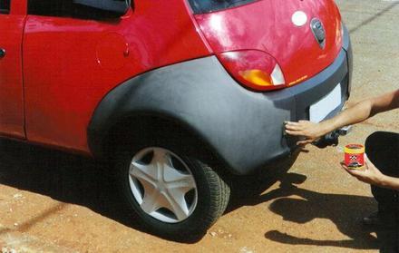 Dicas para valorizar o seu carro usado III – Recuperar Frisos e Plásticos