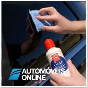 Dicas para valorizar o seu carro usado V – Polir Vidros do carro
