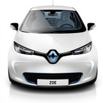 New Renault Zoe front 2013 electric
