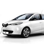 New Renault Zoe left front 2013 electric