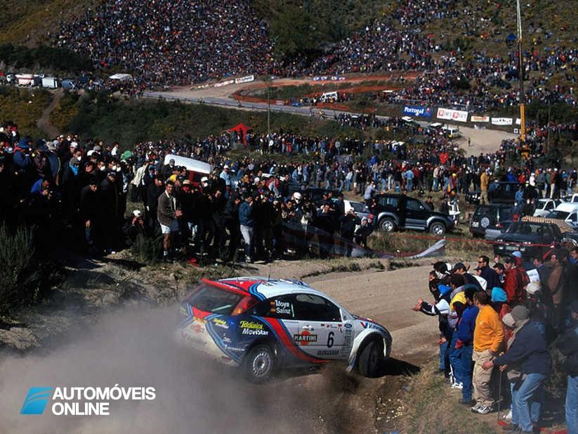 Para amantes dos rallys - Acessos às Zonas de Espectáculo! WRC Fafe Rallye Sprint