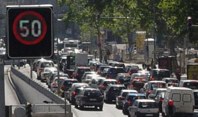 Pagar para que? Lisboa no Top 40 das cidades com mais trânsito