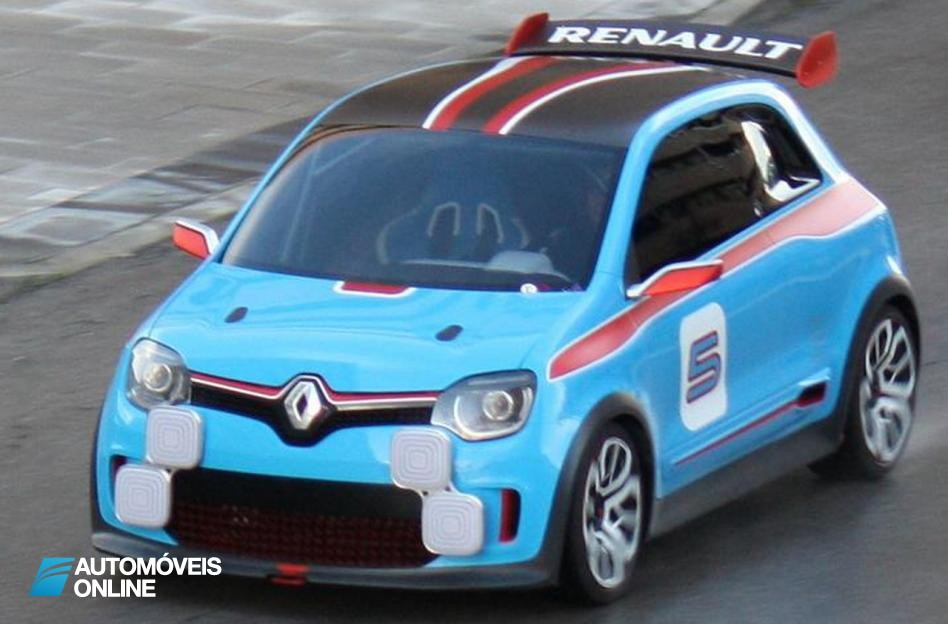 Renault Super 5 GT Turbo! Lembras-te dele? Será este o novo?