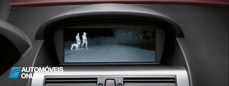 Tecnologia nos Automóveis, quais são e para que servem? Sistema de Assistência Activa à Visão Nocturna