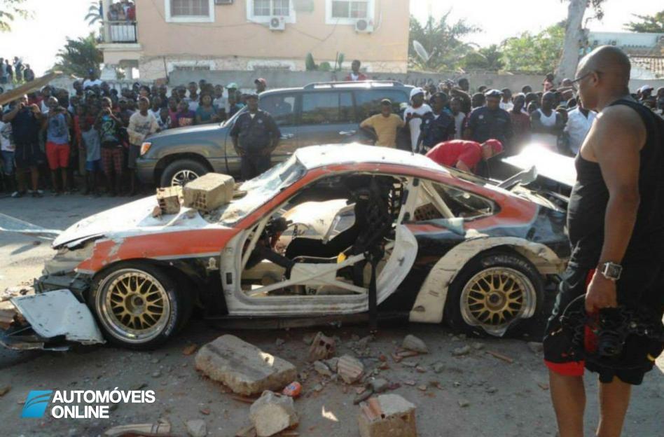 Despiste trágico de Piloto Português em Angola mata duas pessoas e acaba agredido