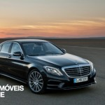 New Mercedes-Benz Classe S 2014 front right profile view