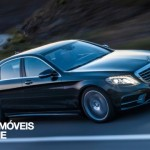 New Mercedes-Benz Classe S 2014 right profile view