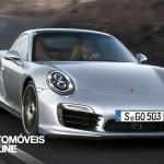 Novo Porsche 911 Turbo (991) visto com mais detalhe