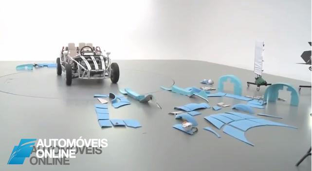 Carro que pode ser conduzido por crianças desenvolvido por Toyota Automoveis-Online Noticias