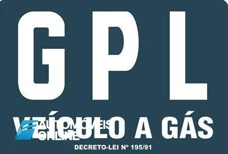 Carros GPL. Informação Importante! Desaparece Dístico Azul e aparece vinheta no pára-brisas