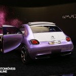 Concept Car Citroen Revol base new Citroen DS2 two door open view Automoveis-Online Noticias
