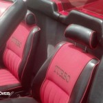 dodge carrinho de interior