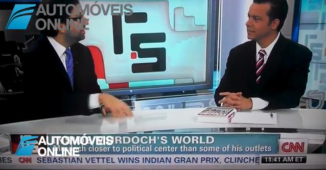 Gafe da CNN! Vídeo diz que Vettel ganhou corrida de camiões (2)