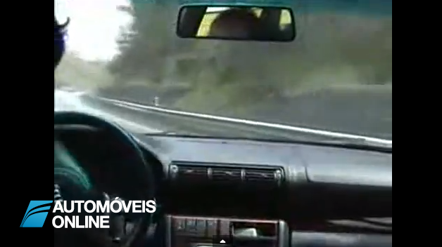 Incrível! Vídeo mostra como piloto evita acidente grave na A3