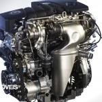 New Opel Meriva 2014 engine view