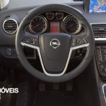 New Opel Meriva 2014 tablier view