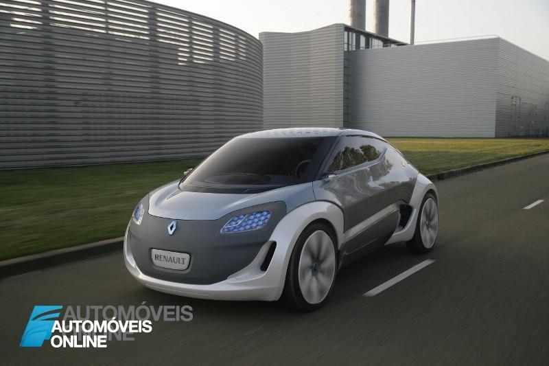 Carro gasta 2 litros aos 100km! Projecto Renault