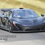 McLaren P1 front view 2 2013