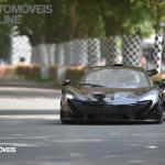 McLaren P1 front view 2013
