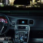 New Volvo V60 T6 Polestar interior console view 2014