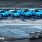 New Volvo V60 T6 Polestar team view 2014