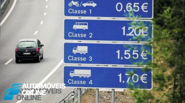 Portagens! Quais os preços das auto-estradas para 2014