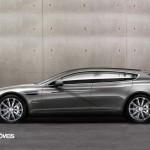 Aston Martin Rapide Jet 2+2