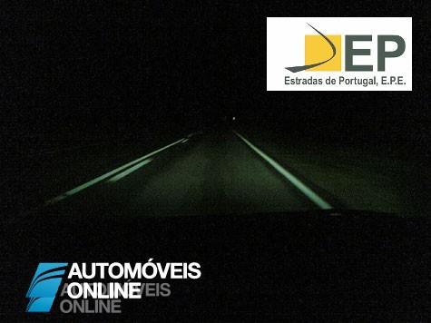 Menos Iluminação pública nas estradas de Portugal!