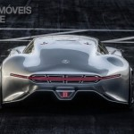 Mercedes-Benz Vision Grand Turismo rear 1 view production 2015