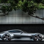 Mercedes-Benz Vision Grand Turismo right profile view production 2015