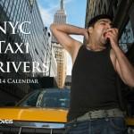 NYC Taxi Drivers 2014 Calendar 1