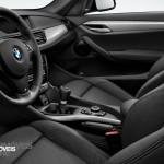 New BMW X1 Presentation Salon Detroid 2014 left interior View