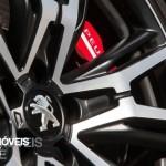 New Peugeot RCZ R Coupè 1.6 THP 270 CV 2013 weel view Automoveis-Online