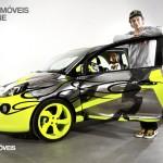 Opel Adam Design by Valentino Rossi right view