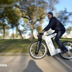 Português desenvolve bicicleta híbrida que atinge 80