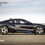 Smartphone New key sistem BMW i8 2014 profile var View