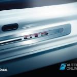 Volkswagen Scirocco GTS 2013 GTS logo view