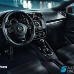 Volkswagen Scirocco GTS 2013 Interior view