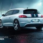 Volkswagen Scirocco GTS 2013 rear view