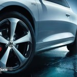 Volkswagen Scirocco GTS 2013 wheels view