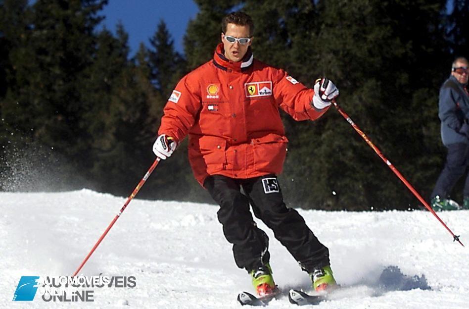 Boas novas para Michael Schumacher! Deverá sair do coma nos próximos dias