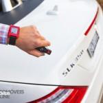 Inovação Mercedes-Benz! Relógio comunica com o carro